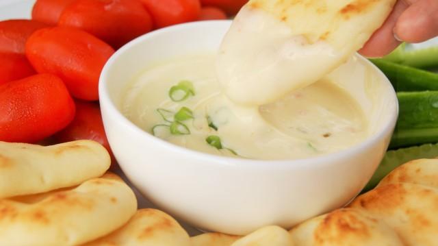 cheesy havarti jalapeno dip