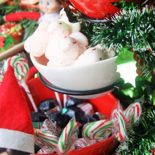 elf on the shelf welcome breakfast